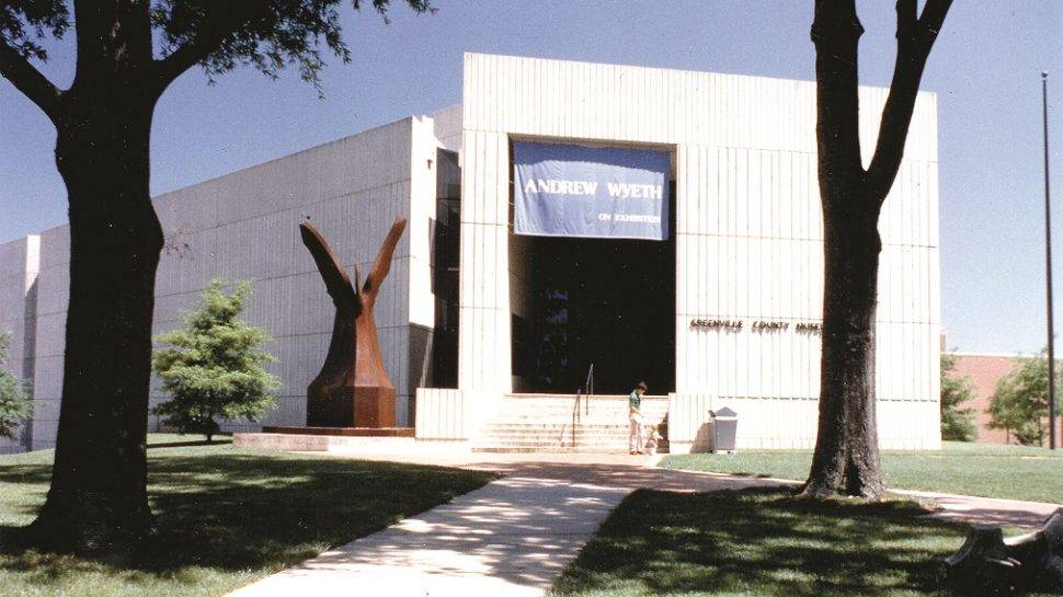 Tbt Greenville County Museum Of Art Gvltoday
