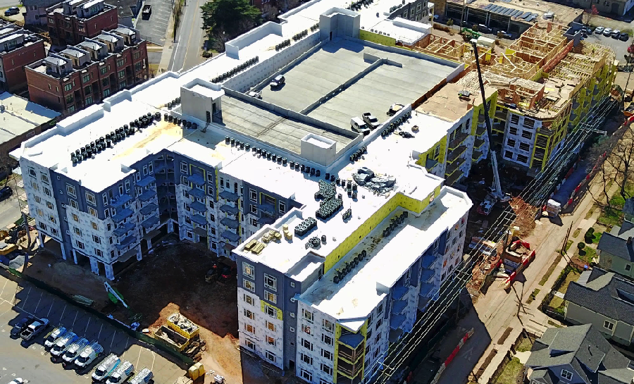 New Apartments Being Built In Columbia Sc