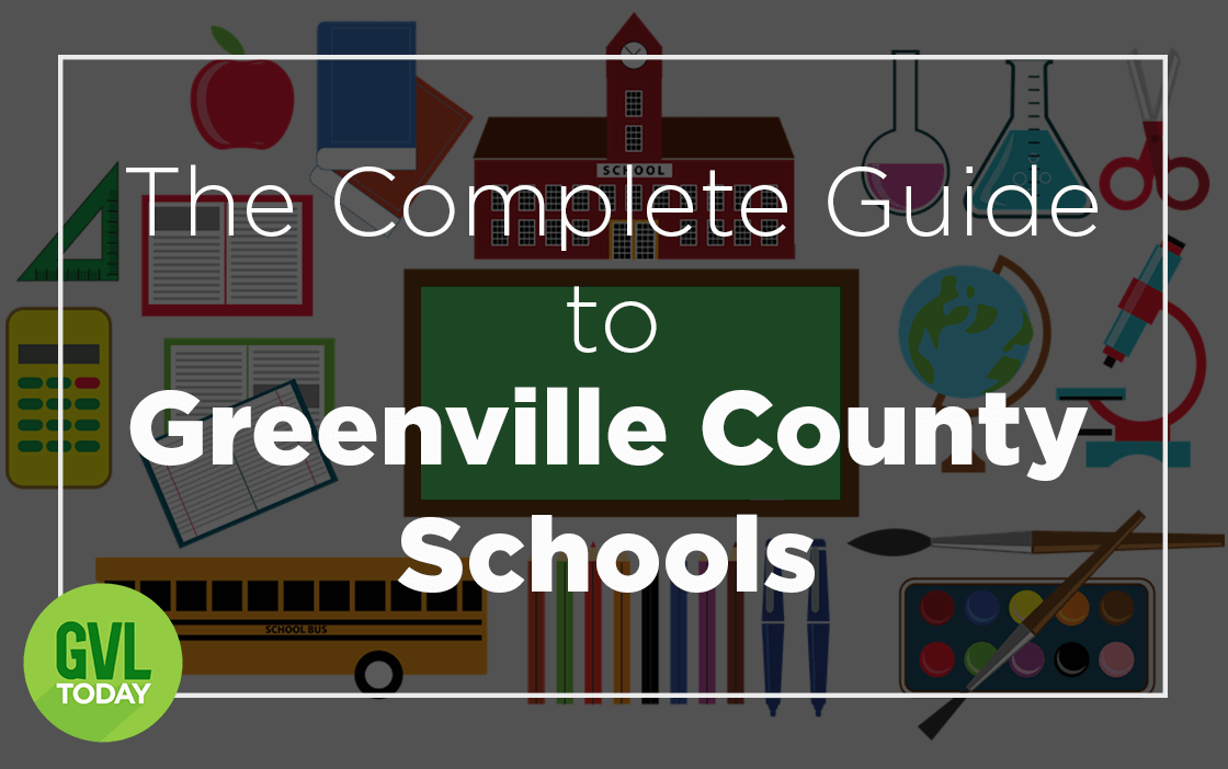 Greenville County Schools The Complete Guide June 2018 Update