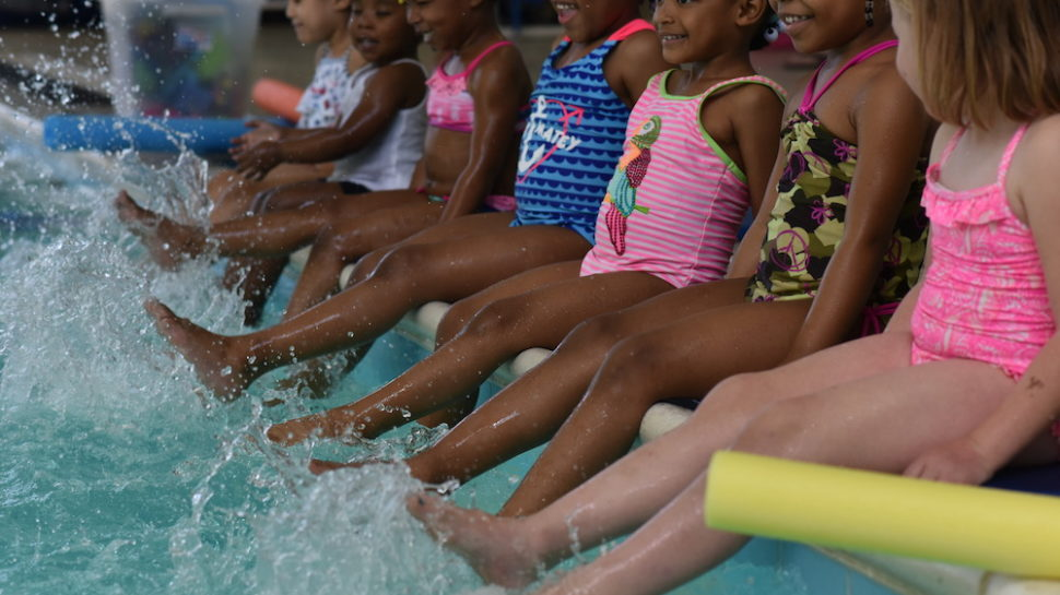 Registration Is Now Open For 2020 Swim Lessons At The Ymca Of Greenville Gvltoday