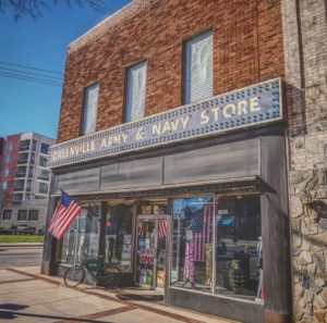 The Greenville Army & Navy Store