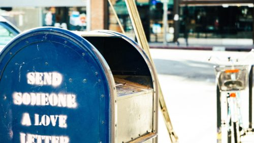 Photo of mailbox by Jaymantri via Pexels