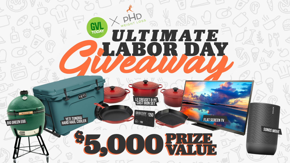 Ultimate Labor Day Giveaway