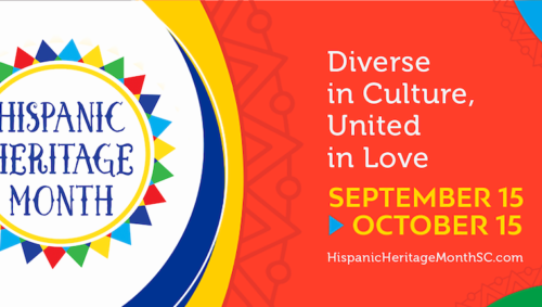 Hispanic Heritage Month | Image provided by the Hispanic Alliance