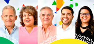 Hispanic neighbors making a difference in the community  | Image provided by the Hispanic Alliance