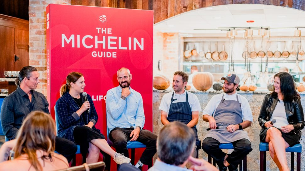 Michelin EduHour at Husk during euphoria 2019 | Photo provided