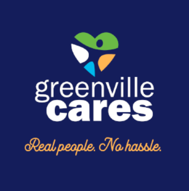 Greenville Cares | Logo courtesy of the City of Greenville