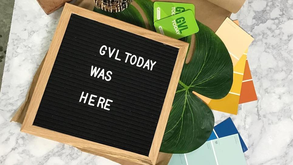 Come work with us at #GVLtoday