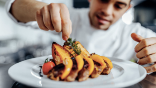 Learn more about becoming a better chef in 2021 at the upcoming virtual open houses hosted by Greenville Technical College's Truist Culinary & Hospitality Innovation Center | Photo provided