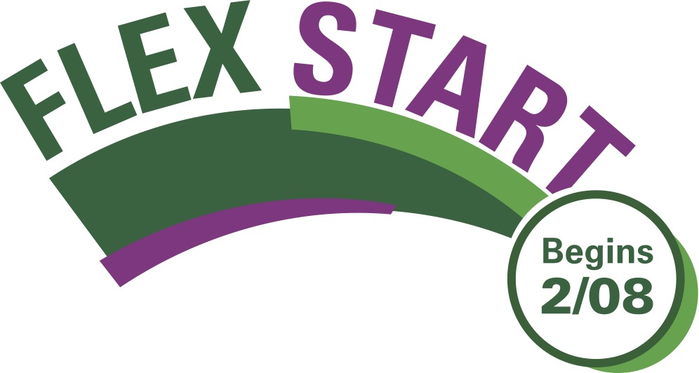 Flex Start students will begin taking classes on Feb. 8, rather than the Jan. 11 spring semester start date | Image provided by Greenville Technical College