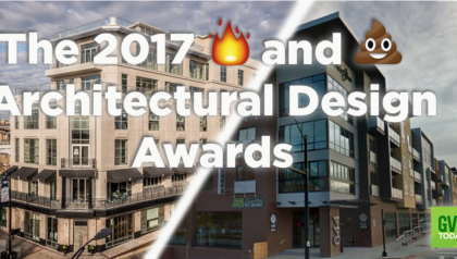 The 2017, 🔥  and 💩  Architectural Design Awards | Greenville, SC